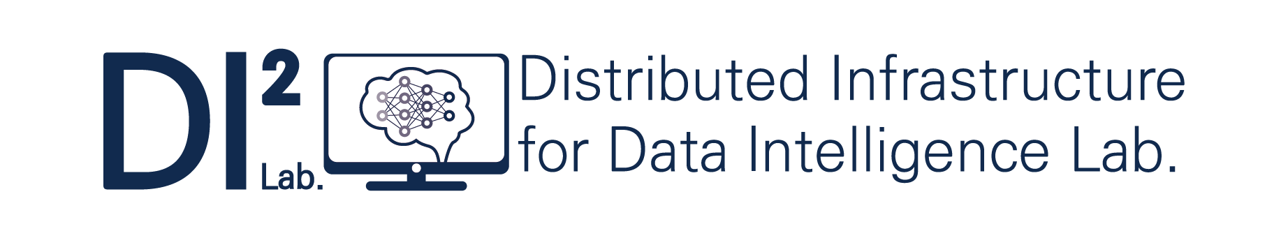 Distributed Infrastructure for Data Intelligence Lab.